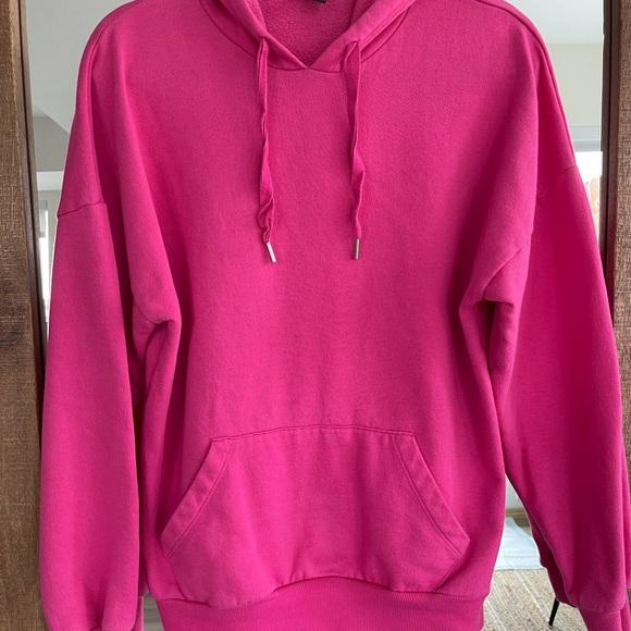 Hot Pink Hoodie from Target